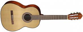 Классическая гитара CORT AC100 Натуральный полуглянцевый