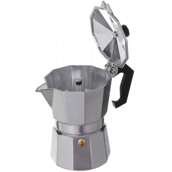 Гейзерна кавоварка A-PLUS 3 чашки (2081)