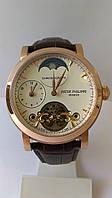 Мужские механические часы Patek Philippe Geneve (chronograph)