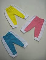 Штаны для новорожденных Махра начес. Размер 56 - 80 см