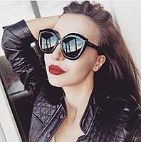 Солнцезащитные очки Gucci черные, фото 1