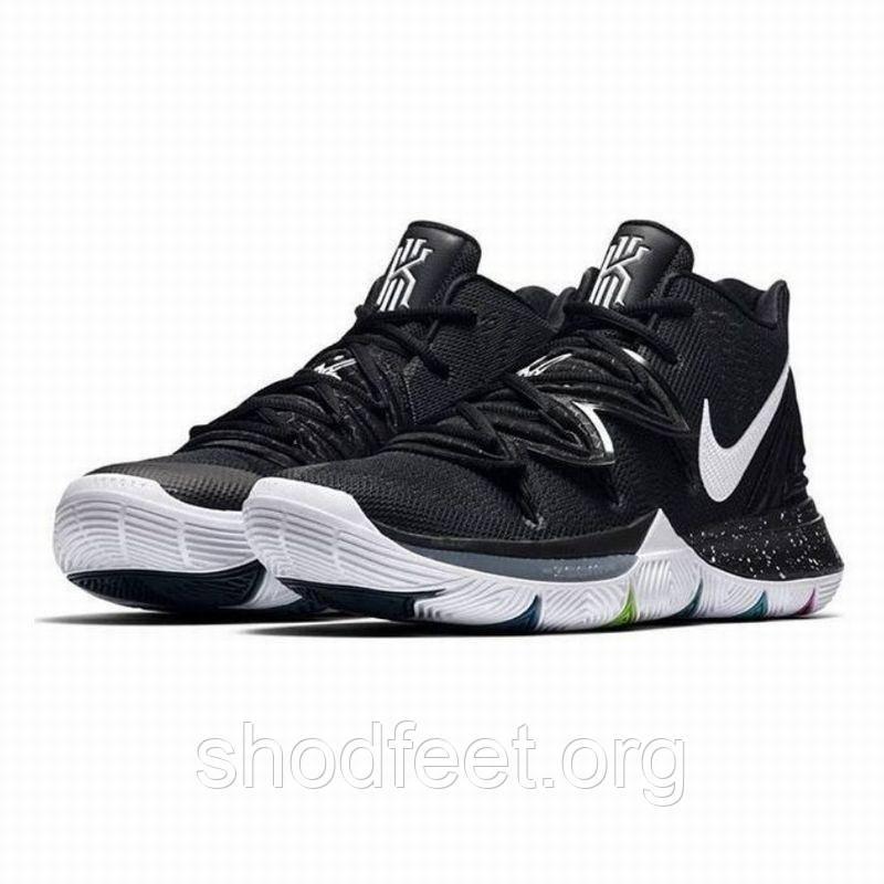 Мужские баскетбольные кроссовки Nike Kyrie 5 Low EP 'Black Magic'