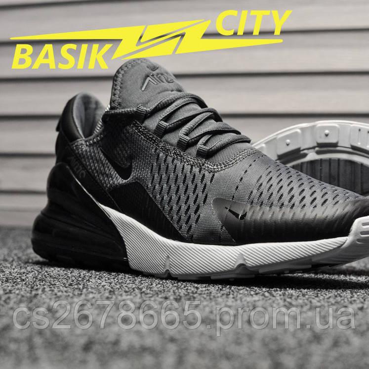 Мужские кроссовки Nike Air Max 270 Dark Gray