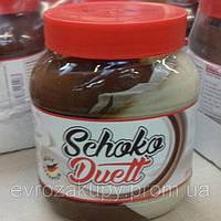 Шоколадная паста Schoko Duett 700g