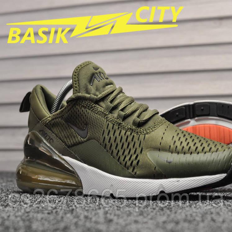 Мужские кроссовки Nike Air Max 270 Hacky