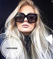Солнцезащитные очки Louis Vuiiton черные, фото 1