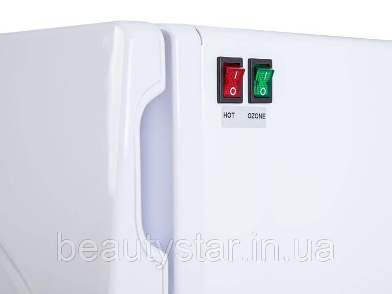 Стерилізатор Нагрівач рушників - УФ Стерилізатор мод. 6551 (18L) з UV-лампою