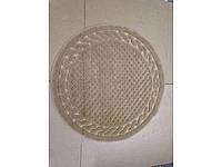 Коврик для ванной Arya Berceste круг в ассортименте D-120 см арт.1380026