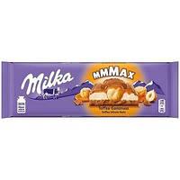 Milka Toffee Ganznuss 300гр– молочный шоколад с лесными орехами