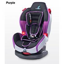 Автокресло Caretero Sport Turbo (9-25кг) - purple