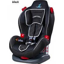 Автокресло Caretero Sport Turbo Fix ISOFIX (9-25кг) - black