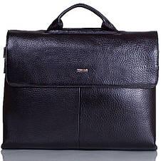 Портфель кожаный DESISAN модель SHI1312-011-2FL, фото 2