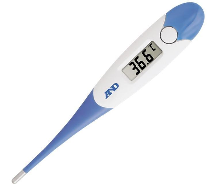 Электронный цифровой термометр AND DT-623