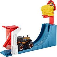 """Набор """"Соревнования по прыжкам в высоту"""" серии """"Monster Trucks"""" Hot Wheels"""