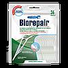 Флоcс с держателем Biorepair насыщенный гидроксиапатитом, 36 шт