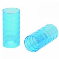 Мундштук дорослий пластиковий багаторазовий MIR Spiro D30mm