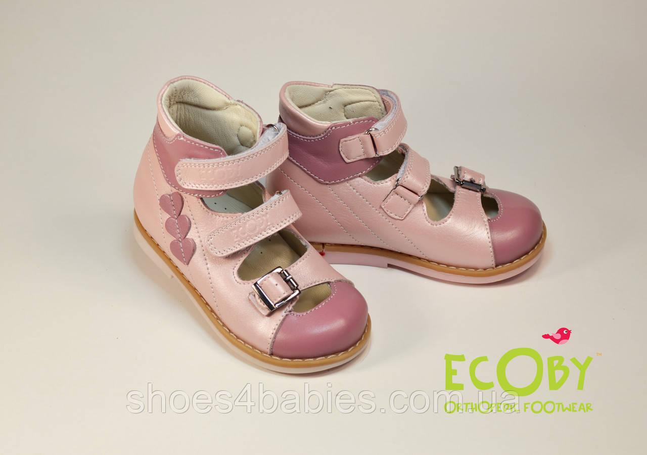 Туфлі ортопедичні Ecoby (Экоби) модель 108LP р. 30 - 20 см