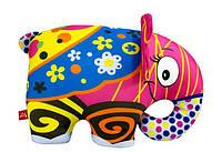 """Игрушка """"Слон"""" разноцветный 6957DT"""