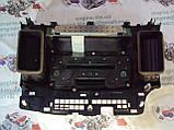 Панель управления магнитолой Mitsubishi Lancer X 8002A311XA, фото 2