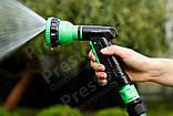 Пистолет поливочный Presto-PS 4442, 7 режимов, фото 4