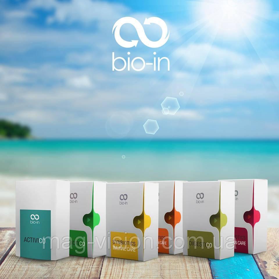 Программа  Bio-In - останавливает процесс старения организма
