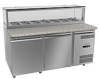 Стол-саладетта GGM DTS1500(холодильный)