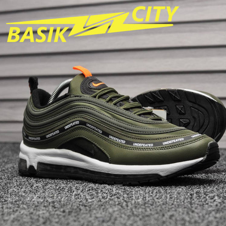 Мужские кроссовки Nike Air Max 97 Hacky Undefeated