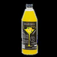 "Сироп Марибелл ""Лимон"" для коктейлей, 1л ПЭТ"