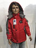 Куртка демисезонная  для мальчиков и подростков, фото 1