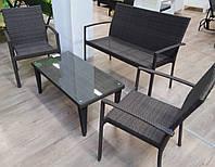 Комплект мебели VERA из искусственного ротанга, фото 1