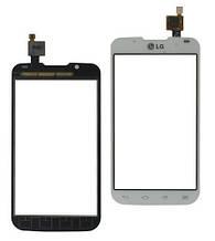 Тачскрин (сенсор, стекло) для LG P715 Optimus L7 II