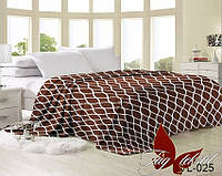 Плед на кровать велсофт VL-025