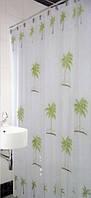 Шторка для ванной Arya Palm Tree 180*180 см арт.1353025