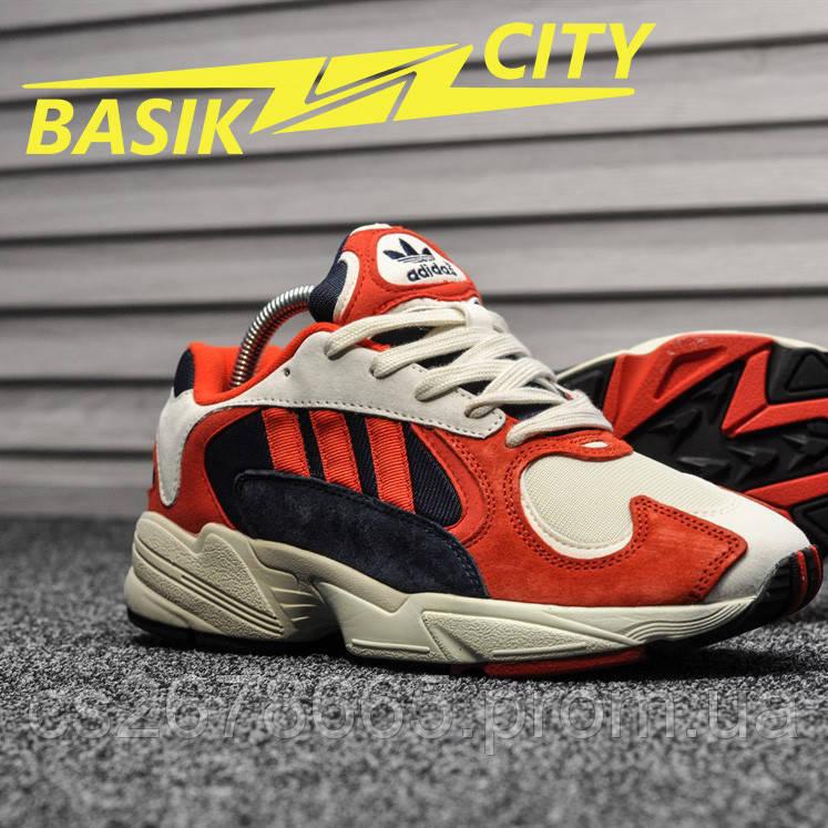 Мужские кроссовки Adidas Yung Red