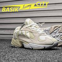 Мужские кроссовки Adidas Yung Milk Gray