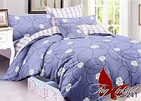 Семейный комплект постельного белья с компаньоном S241