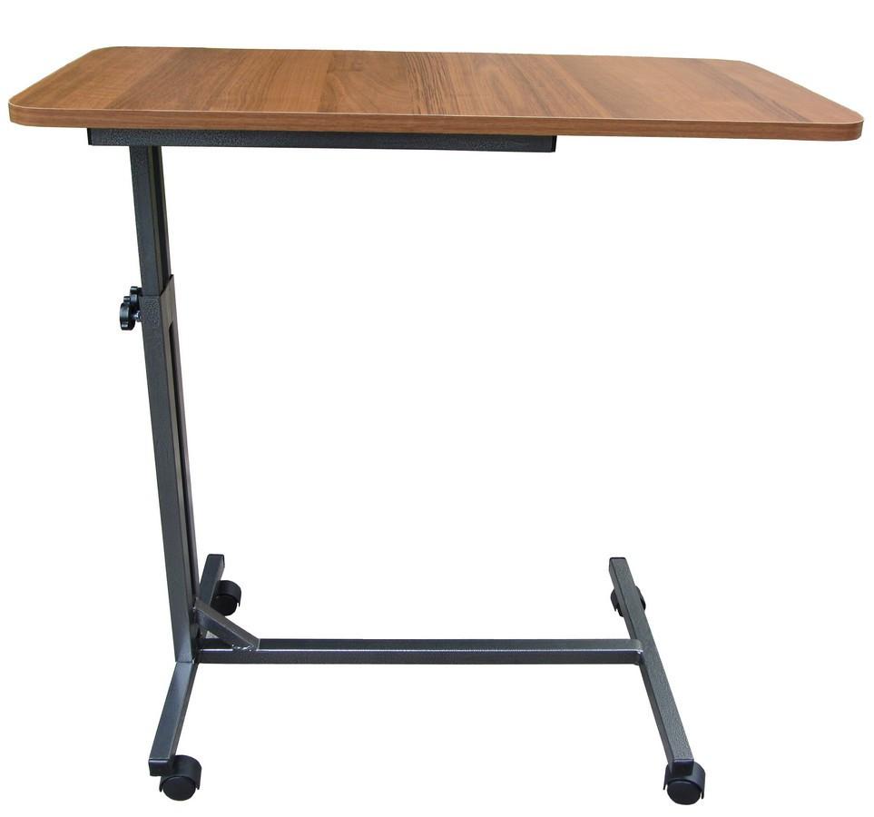 Прикроватный столик MEDOK MED-06-026 на колесиках (медицинский, для пациента)