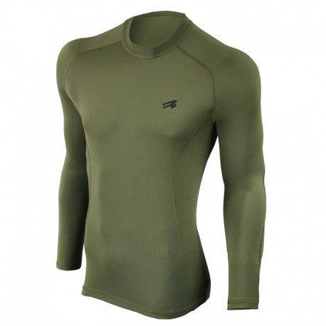 Кофта спортивная мужская с длинным рукавом Radical Army LS XXL Хаки