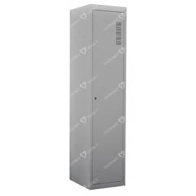 Шкаф для халатов медицинский одностворчатый Завет  ШХМ-1