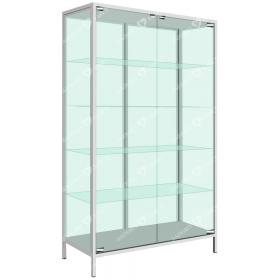 Шкаф медицинский для медикаментов ШМ-2 Завет (для хранения расходных материалов)