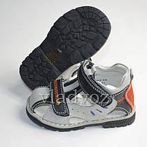 Босоножки, сандалии кожа Kellaifeng 26р., фото 3