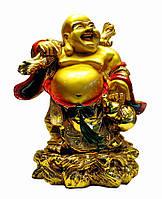 Хотей с тыквой горлянкой золотой (55 см)