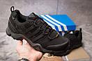 Кроссовки мужские Adidas Terrex Swift, черные (15192) размеры в наличии ► [  43 (последняя пара)  ], фото 2