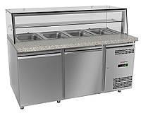 Стол-саладетта GGM STS1500 (холодильный)