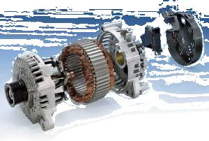 Комплектуючі генераторів