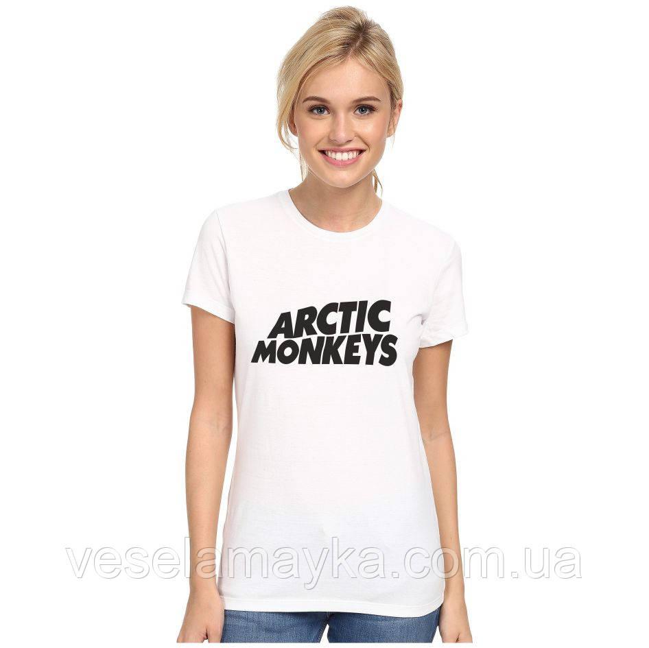"""Футболка женская """"Arctic Monkeys 4"""""""