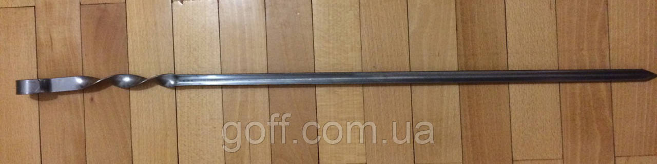 Шампура, нержавейка, длина 670 мм