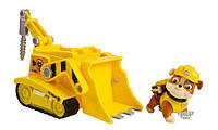 «Щенячий патруль»: спасательный автомобиль с фигуркой, Крепыш, SM16601-4