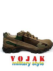Треккинговые кроссовки (модель С – 821,  (КАМУФЛЯЖ))