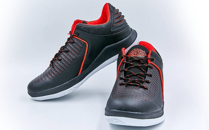 Обувь для баскетбола мужская Jordan F828-3